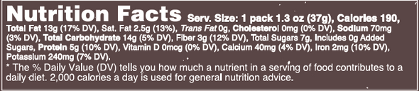 1.3oz Trail - Activated Superfood Trail Mix (6-pack)