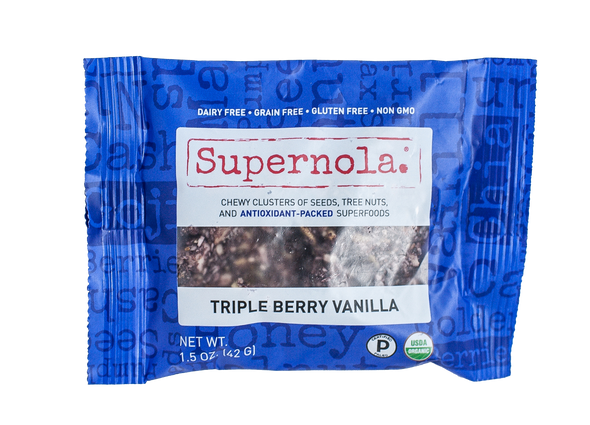 1.5 oz. Triple Berry Vanilla (6-Pack)