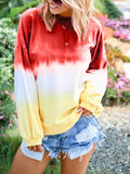 rainbow-gradient-print-long-sleeve-tops