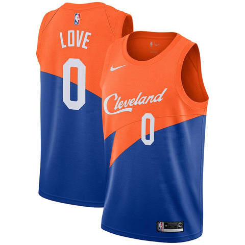 aabd45bb922 Cleveland Cavaliers Blue City Edition Replica Jersey - Any Player - bballuk