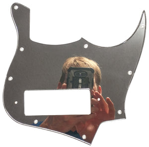 Bass Mods K524 Pickguard Chrome Plated