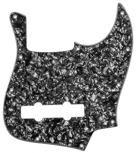 Fender Jazz Bass Pickguard Black Pearloid