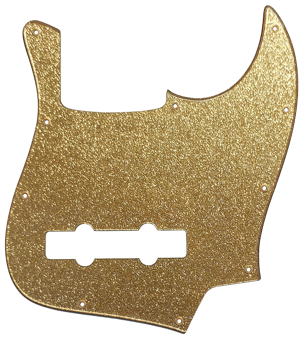 Bass Mods K534 Pickguard Gold Sparkle