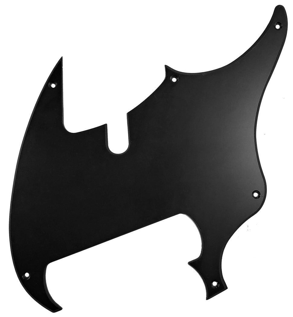 Dingwall Combustion NG2, NG3 Pickguard Matte Black