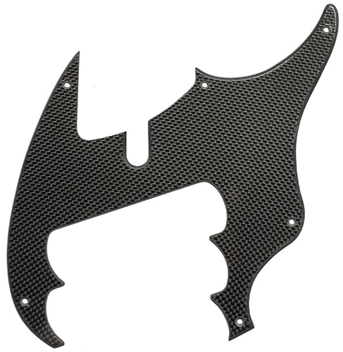 Dingwall Combustion NG2, NG3 Pickguard Carbon Fiber