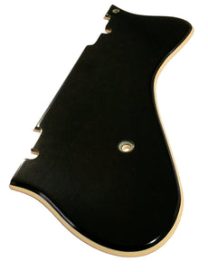 Epiphone Broadway Pickguard Black Bakelite/Cream bevel