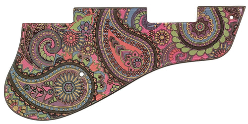 Epiphone Casino Pickguard Psychedelic Paisley