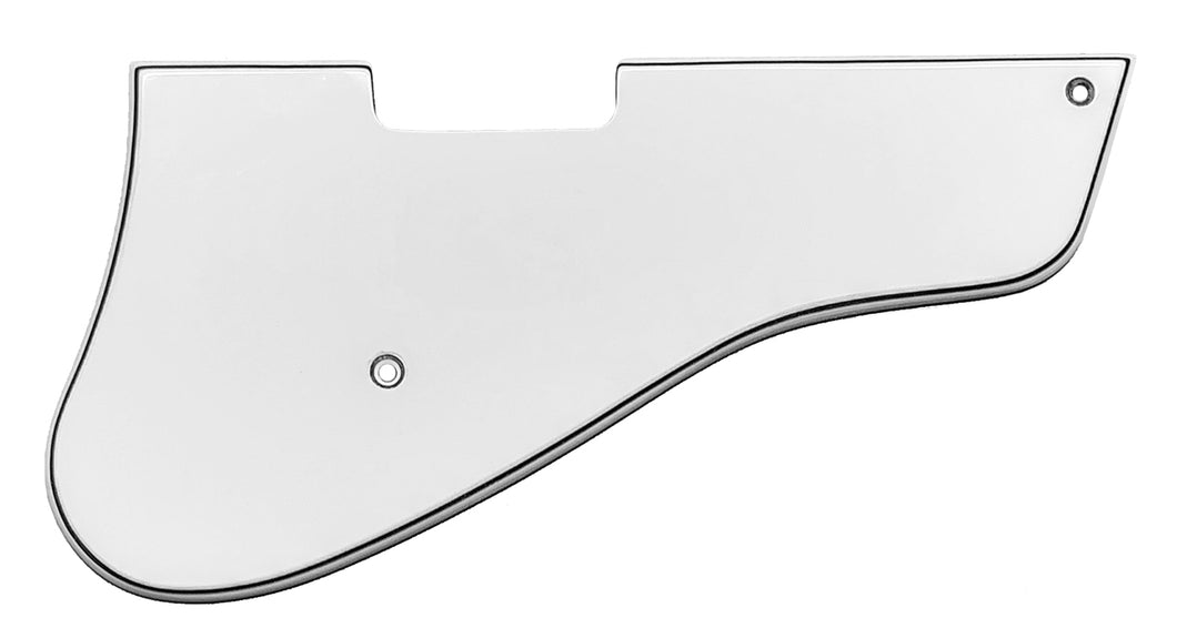 Epiphone Casino Single pickup Pickguard White 3ply