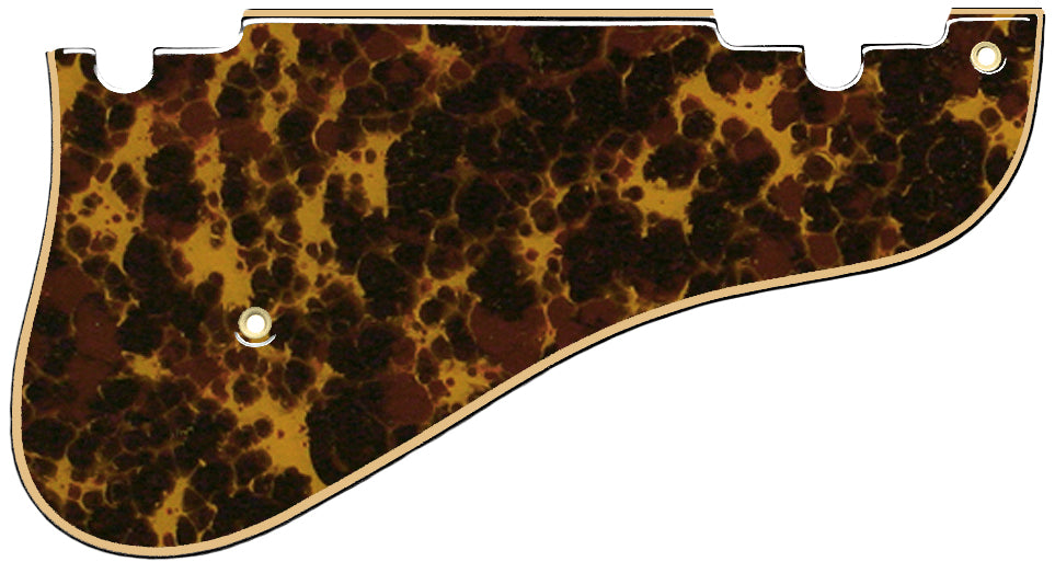 Epiphone Joe Pass Honey Acrylic Shell Pickguard