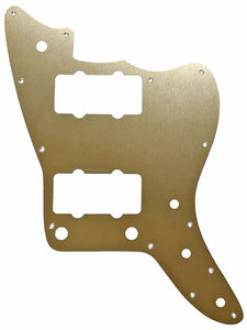 Fender Jazzmaster American Professional Pickguard Anodized Gold