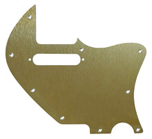 Warmoth Tele Hybrid Pickguard Anodized Gold Aluminum