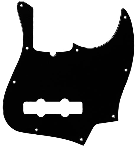 Fender Jazz Bass Pickguard Black