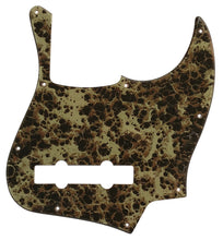 Fender Jazz Bass Pickguard Camouflage Acrylic Shell