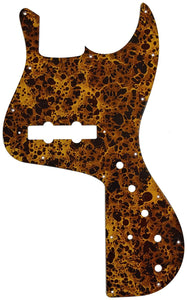 Fender Jazz Marcus Miller Bass Pickguard Honey Acrylic Shell