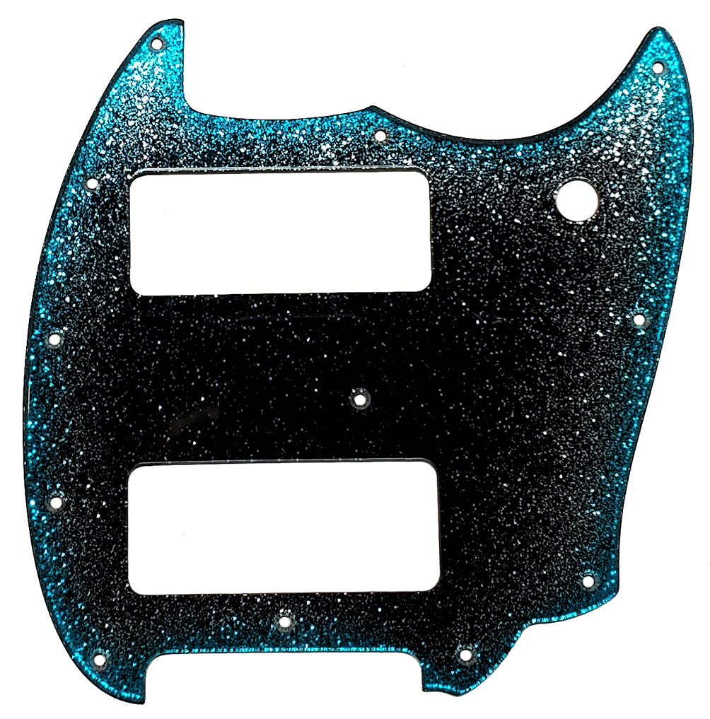 Mustang 90 Pickguard Midnight Sky