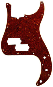 Fender Precision Bass Pickguard Tortoise Shell