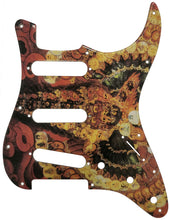 Fender Stratocaster Buddhist God 2 Pickguard