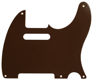 Fender Telecaster Pickguard Brown Bakelite