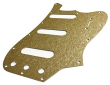 Fender VI Bass Pickguard Anodized Gold