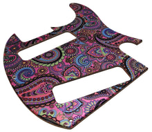G&L ASAT Special Pickguard Psychedelic Paisley