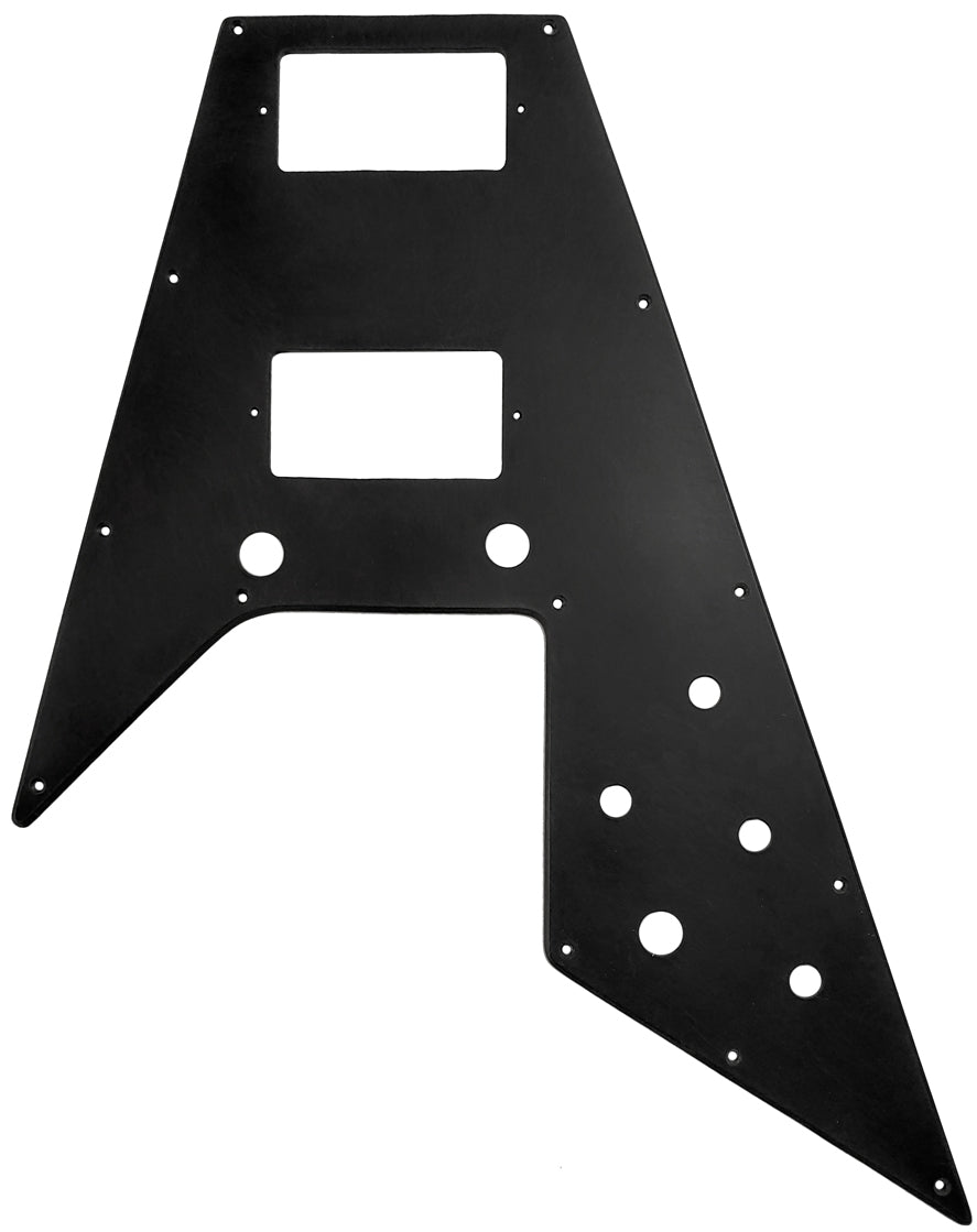Gibson Flying V Pickguard Black