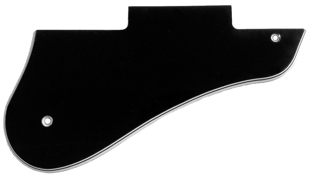 Gibson Midtown Black 5ply Pickguard