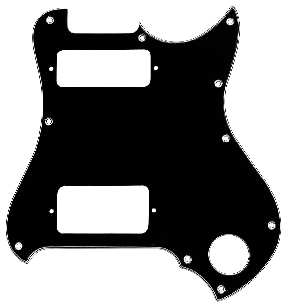 Godin Empire Pickguard Black 3ply
