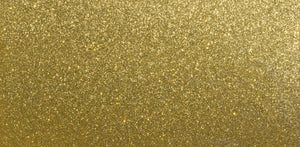 Pickguard Sheet Gold Sparkle