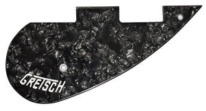 Gretsch 2420 & 2622 Black Pearloid Streamliner Pickguard