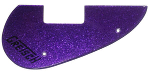 Gretsch 2220 Junior Jet Bass II Purple Sparkle Pickguard