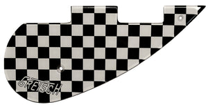 Gretsch 2420 & 2622 Checker Board Streamliner Pickguard