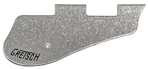Gretsch 2420 & 2622 CUSTOM Shape Silver Sparkle Streamliner Pickguard