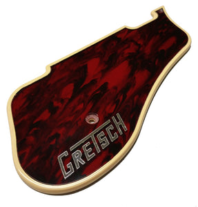 Gretsch 3141 Pickguard Red Tortoise Shell Cream Binding