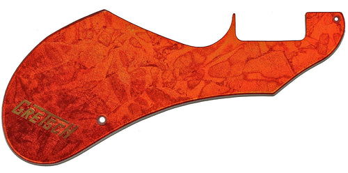 Gretsch 5034TFT Rancher Tobacco Leaf Pickguard