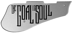 Gretsch 5120 Pickguard Silver The Goal Is Soul