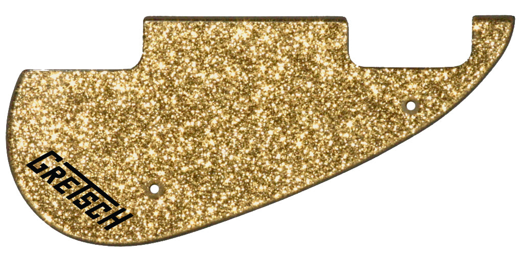 Gretsch 5245 Gold Sparkle Pickguard