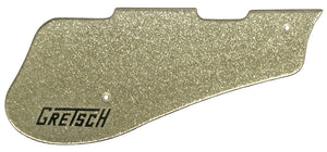 Gretsch 5420 Matte Mint Sparkle Pickguard