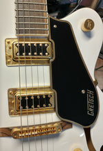 Gretsch Pickup Rings Gold Florentine