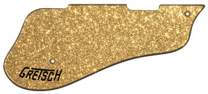 Gretsch 6120 Gold Sparkle Pickguard