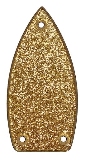 Gretsch Gold Sparkle Truss Rod Cover