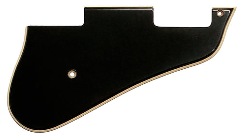 Ibanez AS73 Pickguard Black Bakelite Cream Bevel