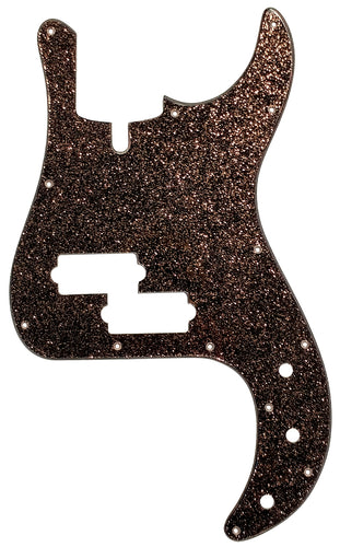 Lakland 44-64/55-64 Pickguard Black Copper Sparkle