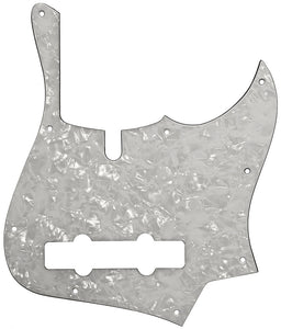 Lakland Darryl Jones White Pearloid Pickguard