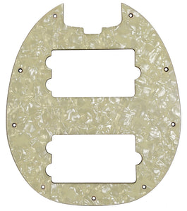 Music Man StingRay Special 4 HH Pickguard Aged Pearloid