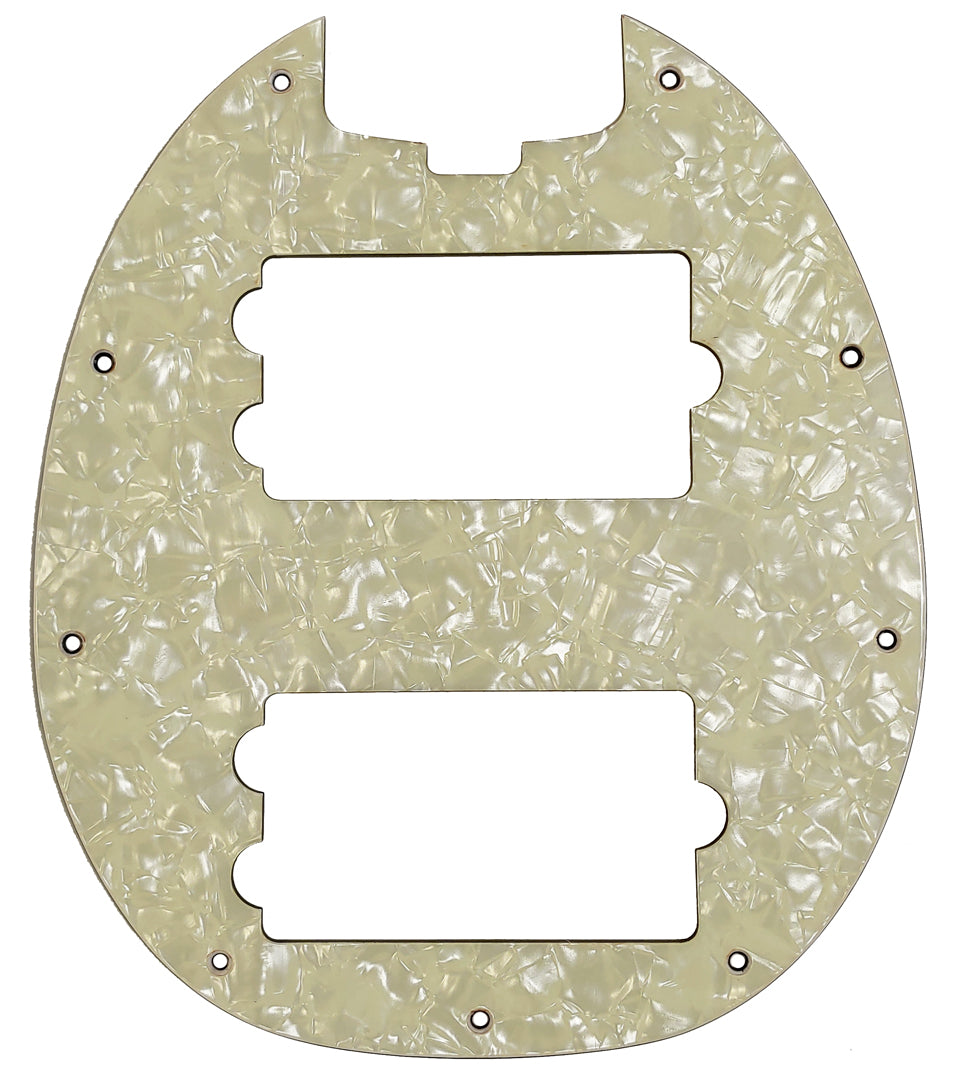 Music Man StingRay Special 4 Pickguard Aged Pearloid