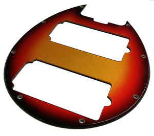 Music Man Bongo Pickguard Sunburst