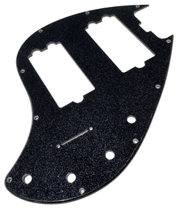 Music Man StingRay Special 5 Pickguard Black Sparkle