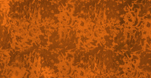 Pickguard Sheet Orange Florentine