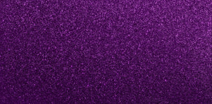 Pickguard Sheet Purple Sparkle