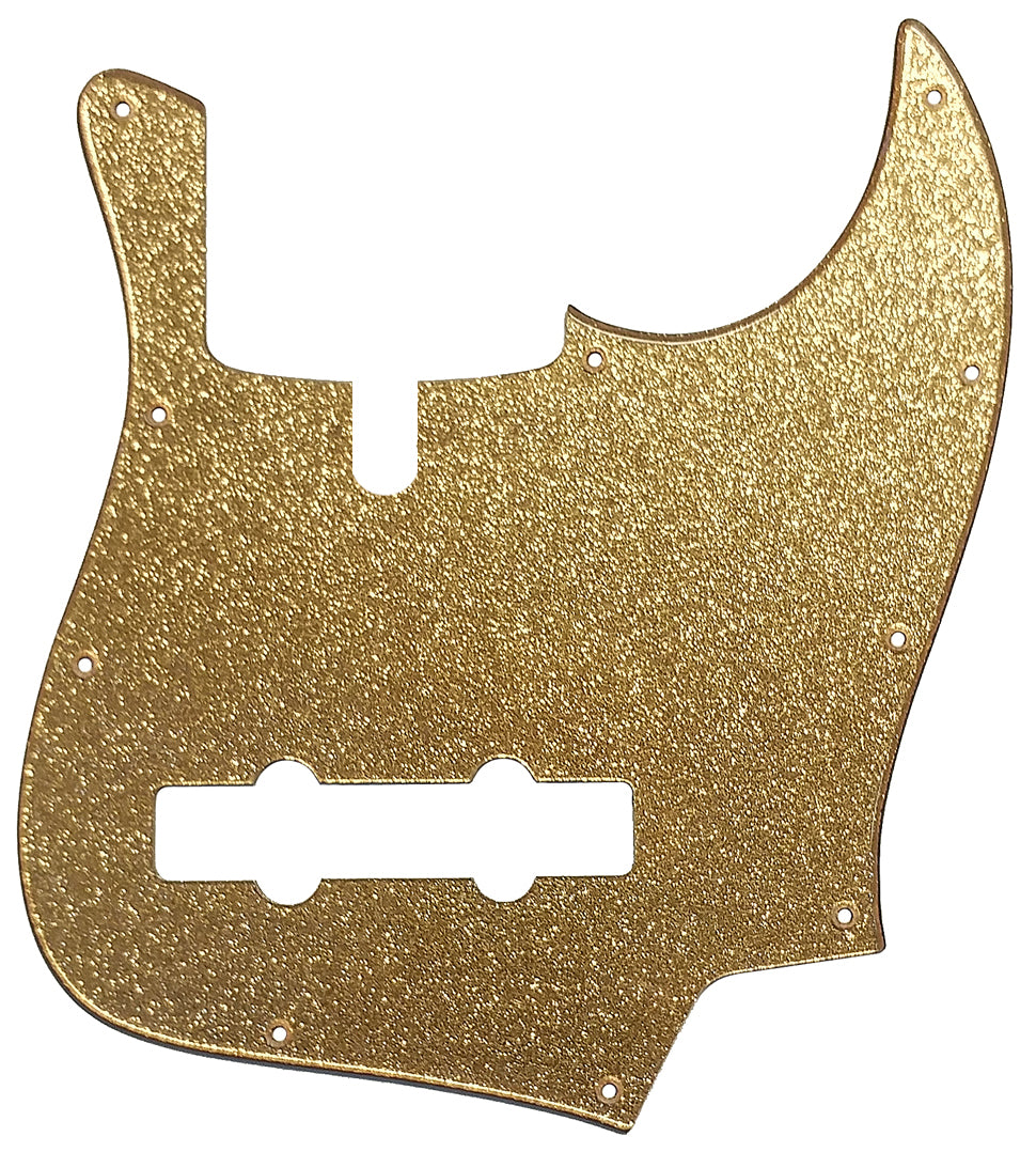 Sire V7 Bass Pickguard Gold Sparkle